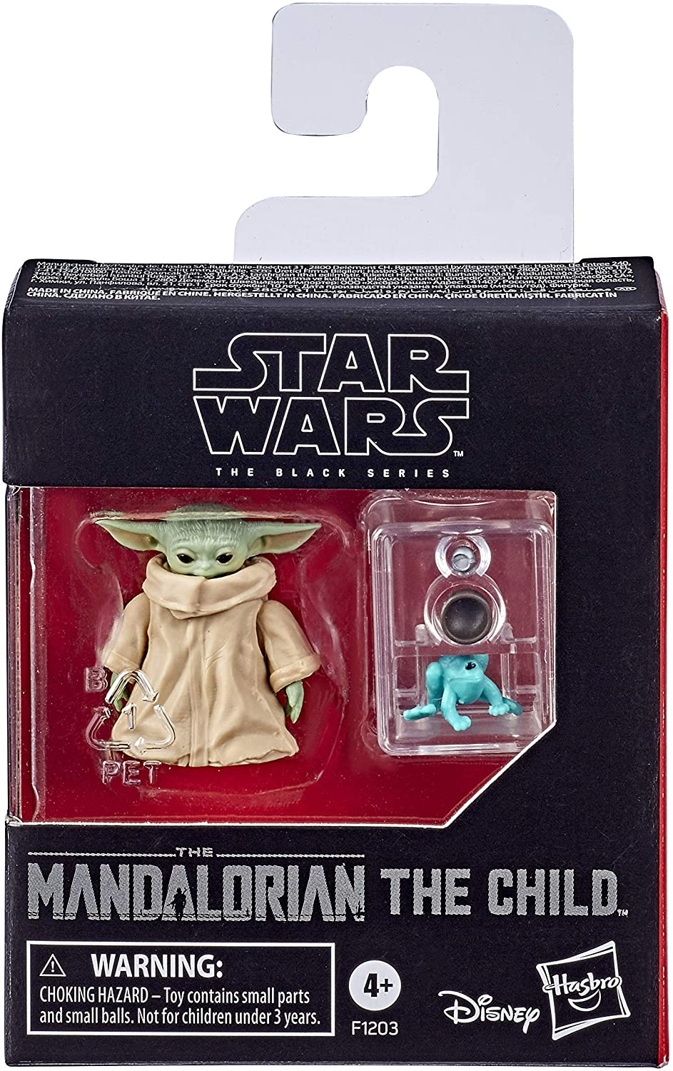 Star Wars The Black Series The Child Toy 1.1-Inch The Mandalorian